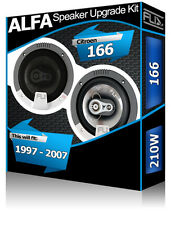 Alfa Romeo 166 Altoparlanti Porta Anteriore Altoparlante Auto Audio Fli KIT 210W