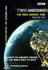 TIME MACHINE-THE RACE AGAINST TIME - DVD, REGION-4, NEW AND SEALED, FREE POST