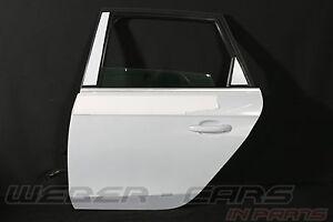 Audi RS4 8K Avant Door Hl Rear Left L Handle Lock Door Suzuka Gray