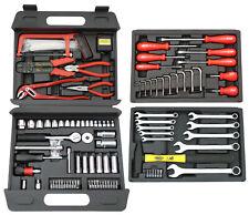 FAMEX 253-70 Werkzeugkoffer Werkzeug Set Werkzeugkasten mit Werkzeug / komplett