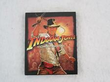 INDIANA JONES THE COMPLETE ADVENTURES Blu-Ray 5 Blu-Ray Disc Set Lucasfilm 2012