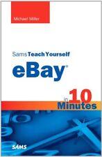 Sams Teach Yourself eBay in 10 Minutes (Sams Teach