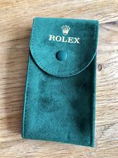 Rolex Service/ Travel Pouch OEM