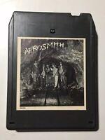 Aerosmith Night In The Ruts 8 Track Tape Cartridge Columbia Records Vtg 1979