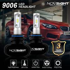 NIGHTEYE 9006 HB4 LED Headlight 50W 8000LM Beam 6500K Fog Light Bulbs Kit US