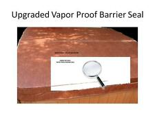 Upgrade Vapor Proof Barrier Seal & Waterlogging Warranty