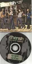 CHERISH w/ YUNG JOC 2008 RARE Limited 4TRK SAMPLER w/Snippets PROMO DJ CD Single