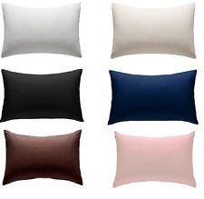 "Extra Large Polycotton Pillow Cases 22"" x 31"" - 1 Pair"