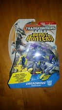 Transformers Prime Beast Hunters Deluxe Class Decepticon Dreadwing Cannon