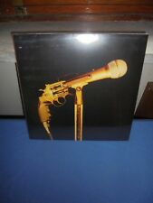 "Mustasch ‎""Silent Killer"" LP SONY SWEDEN 2018 - SEALED"