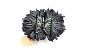 Volumising Hair Clamp Clip Flower Big Tie Bun Hijab Scarf Volumiser Khaleeji