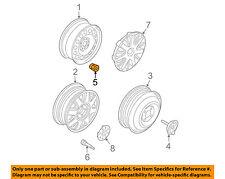 Chevrolet GM OEM 04-06 Aveo Wheel-Lug Nut 94515402