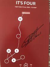 Sir Geoff Hurst Signed 12x8. 1966 World Cup