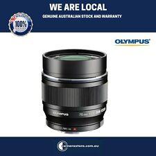 Micro Four Thirds f/1.8 Camera Lenses