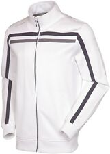 Sunice Men's Winchester Textured Thermal Jacket White/Charcoal M