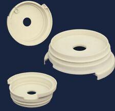 Frigidaire 154246001 Dishwasher Pump Drum, Front