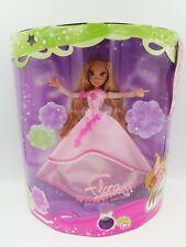 Winx Club Regal Lights FLORA Doll #M2868 - Mattel Rainbow 2008 RARE