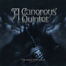 A Canorous Quintet : The Only Pure Hate - MMXVIII CD ***NEW*** Amazing Value