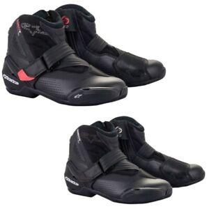 2021 Alpinestars Stella SMX 1R V V2 Womens Street Motorcycle Vented Boots