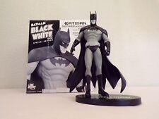 Batman black and white Gotham Knight statue