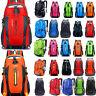 40L 60L Large Capacity Travel Hiking Backpack Rucksack Outdoor Large Sports Bag