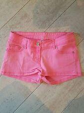 Denim & Co. Cotton Blend Hot Pants Shorts for Women