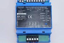 ZIEHL  MSF 220 V   PCT Protection T221738 Kaltleiter-Relais  MSF220V
