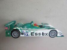 Scalextric Hornby Porsche Spyder Rs 31 P2 Le Mans slot car F&B lights 16a Ec!