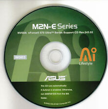 ASUS M2N-E Motherboard Drivers Installation Disk M903