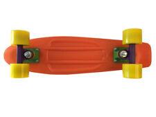 "Penny Skateboard Plastic Cruiser 22"" LIMITED EDITION ORANGE"