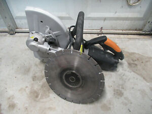 "Evolution 12"" 15-AMP Concrete Saw"