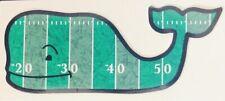Vineyard Vines Whale Sticker Football Preppy New England Mass Martha's Vineyard