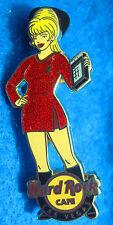 LAS VEGAS STAR TREK YEOMAN JANICE RAND USS ENTERPRISE GIRL Hard Rock Cafe LE