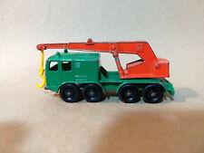 Matchbox 8 Wheel Crane Truck 1965 No 30-C Lesney C7