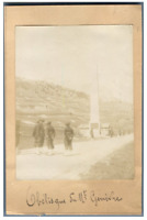 France, L'obélisque de Montgenèvre. Don de Napoléon Ier vintage citrate pri