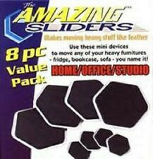 Amazing Sliders Furniture Mover Assistant - Set of 8. Product Category: As Seen
