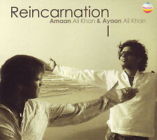 Amaan Ali Khan And Ayaan Al...-Reincarnation CD NEW
