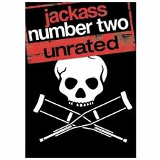 Jackass: Number Two (DVD, 2006, Unrated WS) !!Buy 4 Items Get Free Shipping!!