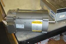 Baldor Cdp3440, 3/4hp Dc motor, 1750, 90Vdc