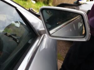 MERCEDES S CLASS W 221 S350  2010 - 2013  FACELIFT O/S DRIVER  WING MIRROR