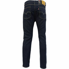 Levi Strauss 510 Skinny Leg Jean Dark Indigo Blue ADV STR Stretch New 36 x 32