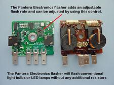 Alfa Romeo, Bosch Replacement Turn Signal Flasher  P/N 0336 401 004