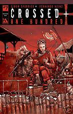 Crossed Plus One Hundred + 100 #7 Alan Moore Avatar Comics Red Crossed Variant
