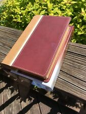 Rare! Ampc 1987 Zondervan Classic Amplified Bible Thinline Compact edition