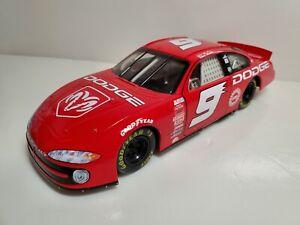 2001 Hasbro Bill Elliott # 9 NASCAR Dodge RT Red Mint Condition