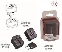 Adattatore universale SPINA INTERNAZIONALE presa elettrica da viaggio XTREME USA