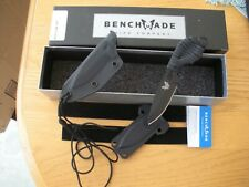 FIRST PRODUCTION BENCHMADE 101BK FOLLOW UP Knife in BOX NEVER USED