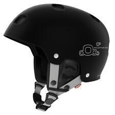 POC Receptor BUG Ski Helmet - Uranium Black, Size Small (53-54cm)