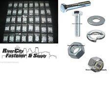 Metric Coarse Thread Bolt Lock Nut & Washer Assortment 490 Pieces Grade 10.9 / 8