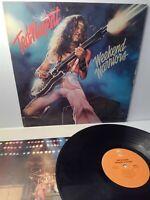 Ted Nugent - Weekend Warriors - Epic AL 35551 - Original 1978 LP Record